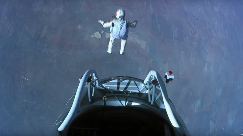 Felix Jumps From The Stratosphere | Earth Lab