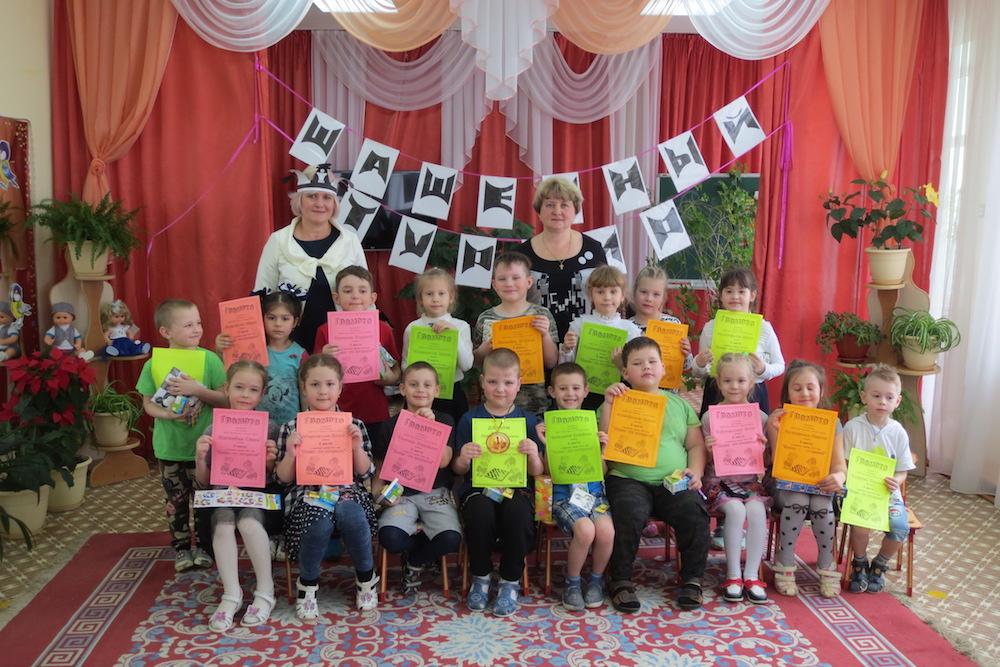 Неделя здоровья в детском саду «Теремок»