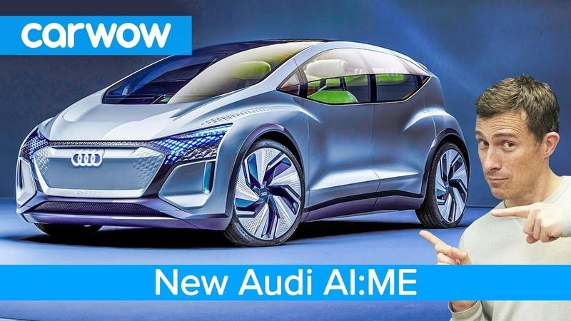 Audi AI:ME could this car spawn an all new A2 EV?