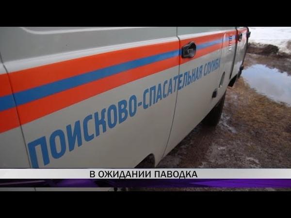 Жители Евстюнихи знают о наводнениях не понаслышке
