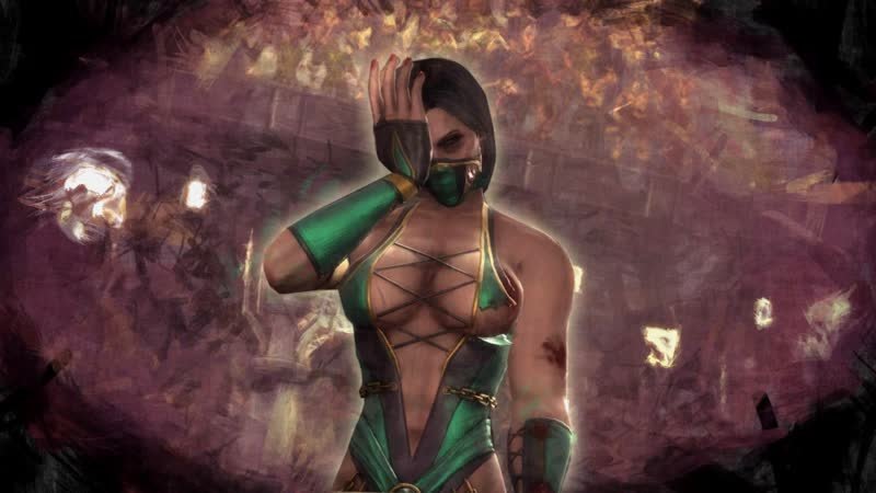 Mortal Kombat Komplete Edition JADE (Ladder Medium)