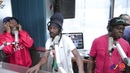 Capleton, Sizzla Barrington Levy Live On The Breakfast Party