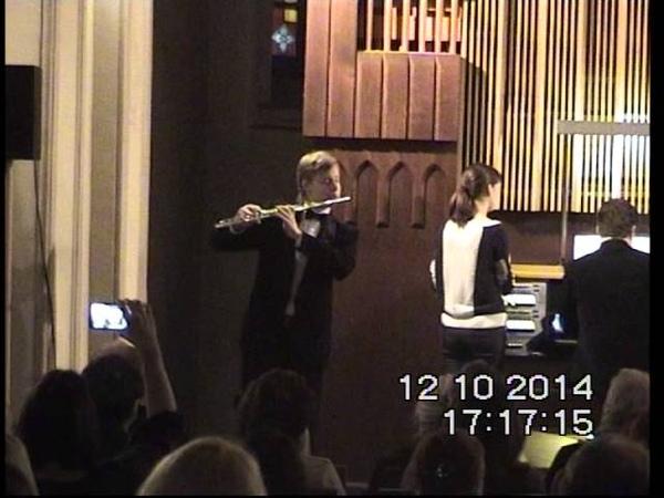 G.B.Platti.Sonata mi minore. part 1 and 2.