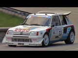 600+Hp Peugeot 205 T16 Evo 2 Group B Monster with Pikes Peak Version Engine