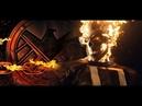 Агенты Щ.И.Т., Призрачный гонщик, Нелюди и Новые Люди Икс во вселенной MARVEL про Мстителей