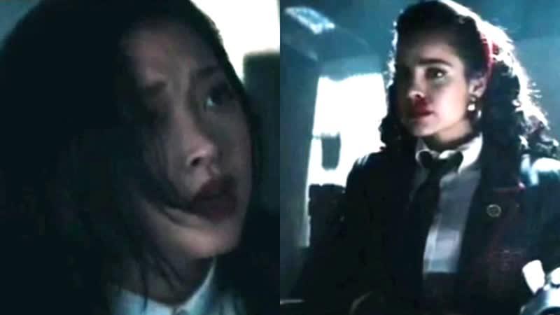 Убийственный класс 1 сезон 8 серия Сайя и Мария