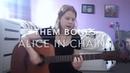 Them Bones Alice in Chains Cover