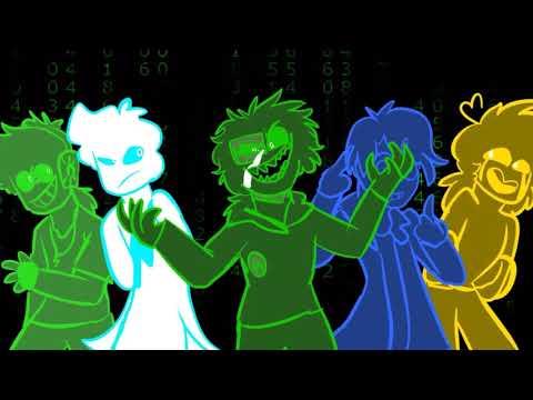 The Nega Five - Futuria (ft. Sky the Nightguard VinceToasty)