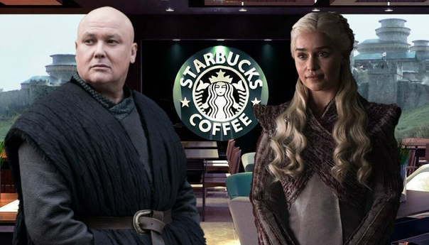 Звезда «Игры престолов» отрицает вину в порче дубля стаканом Starbucs: «Никаких комментариев без адвоката»
