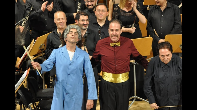 CZARDAS V Monti Dir Enrique G Asensio Percusión Alfredo Anaya Alberto Román Concert Band