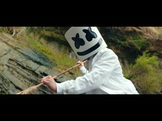Marshmello ft. a day to remember - rescue me  (official music video)