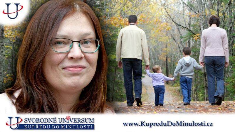 Jana Jochová 1. díl Děti na Západě se ve škole učí, že není otec a matka, ale rodič 1 a rodič 2