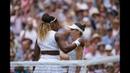 Serena Williams loses to Simona Halep in Wimbledon final