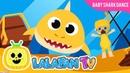 Baby Shark Song and Dance | Nursery Rhymes | Animal Songs by Lalafan TV