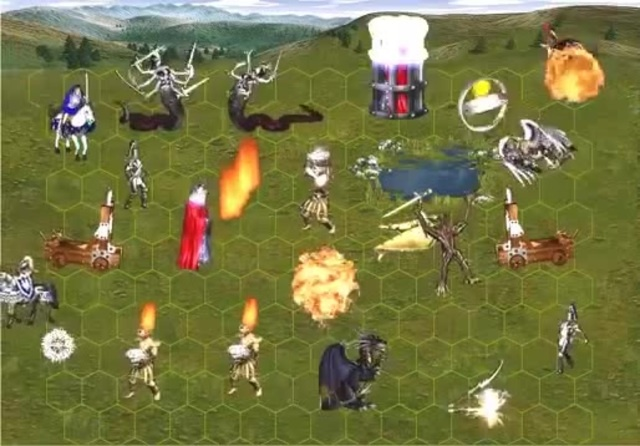 Funny Harlem Shake (Heroes of might and Magic 3)