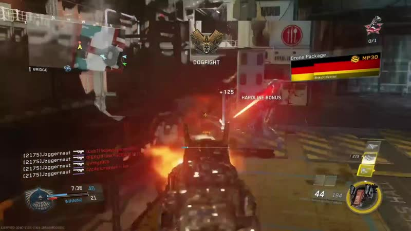 This is why i love IW, so so satisfying, and easily the best CoD game of the past few years, for me atleast anyways. Infinite Wa
