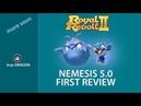 Royal Revolt 2 - Nemesis pal 5 0 vs top base in war gear
