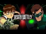 Ben 10 vs Green Lantern (Cartoon Network VS DC Comics) DEATH BATTLE