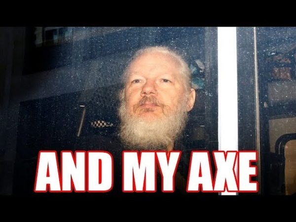 The Assange Arrest: Making a Martyr