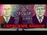 Сербский выбор. Линия защиты