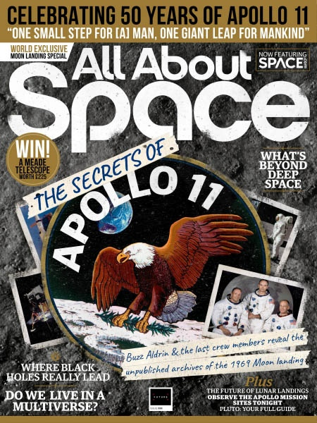 All About Space - Issue 93 2019