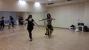 Танец живота и контемопорари. Импровизация.. Школа танцев Экспромт СПб.