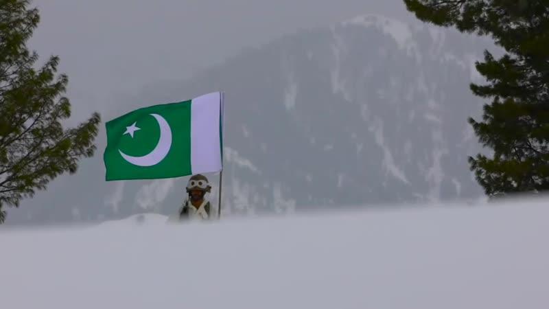 Pakistan Zindabad - 23 Mar 2019 - Sahir Ali Bagga - Pakistan Day 2019 (ISPR Official Song).MP4