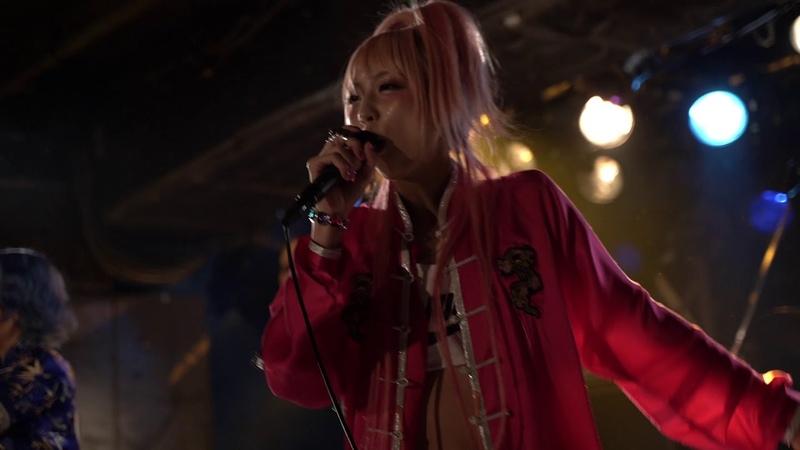2019.04.22 オケセット [おやすみホログラム] THE DRIFTERS RESURGENCE@新宿ロフト