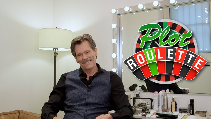 Plot Roulette with Kevin Bacon