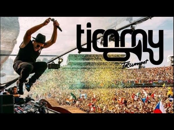 TIMMY TRUMPET VINI VICI OTTO KNOWS MILLION TRUMPETS VIDEO HD HQ PRZZ SMASHUP