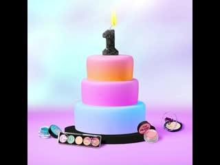 Happy birthday beauty bomb