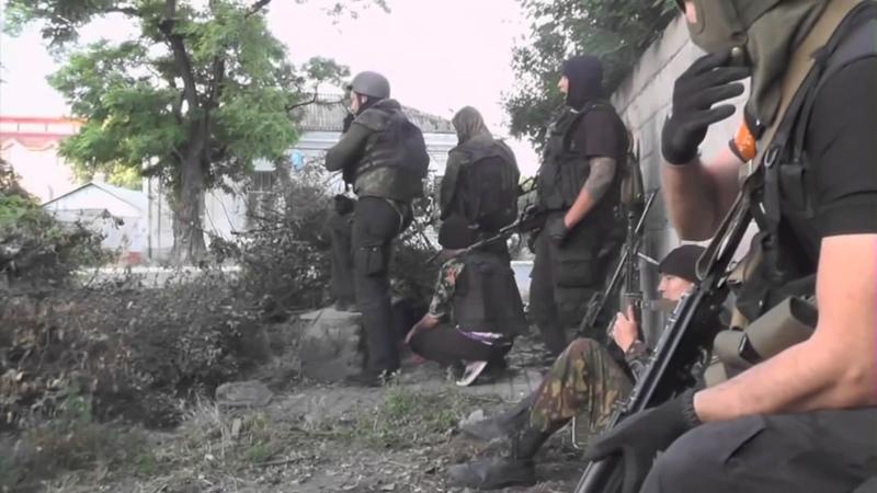 Батальйон 'Азов' Бій за Маріуполь нове відео