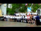 Сводный хор Советской Детской школы искусств (хормейстер Наталья Абтишаева)