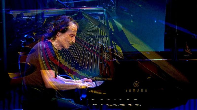 "Yanni – ""Ladyhawk's Theme"" ""Butterfly Dance"""