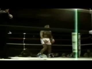 Лучшие бои Майка Тайсона - Майк Тайсон против Эктор Мерседес. 01-1985-03-06 Mike Tyson vs Hector Mercedes (KO-1)