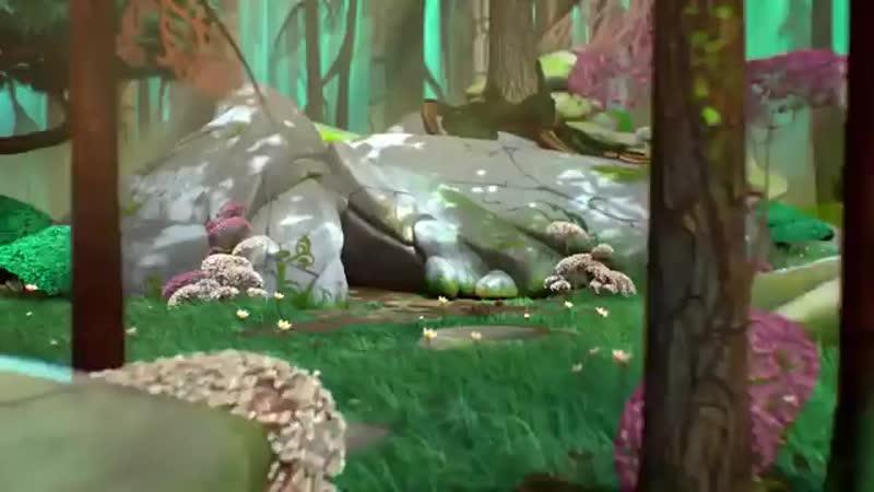 Лео и Тиг 4 я серия Осень в тайге