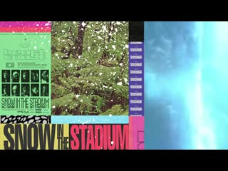 """Beast coast - _""""snow in the stadium_"""" (produced by erick the architect)"""