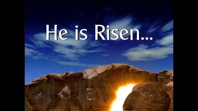 Jesus Christ is Risen Today Easter Hymn with Lyrics