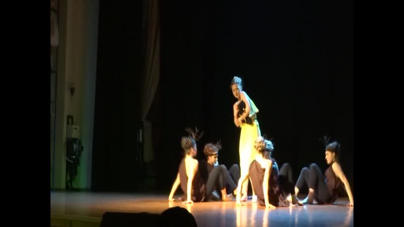 РГПУхореография Вечер хореографических миниатюр 00013