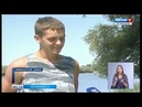 В Астраханской области спасают рыбную молодь