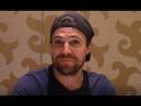 Arrow Stephen Amell Interview on Season 8