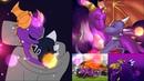 Spyro and Cynder Fly Away