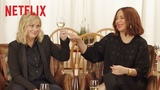 Wine Country Cast Samples Wines of the World (feat. Amy Poehler) Netflix