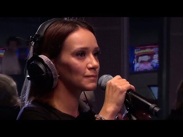 Валентина Бирюкова - На Безымянной Высоте (LIVE @ Авторадио)