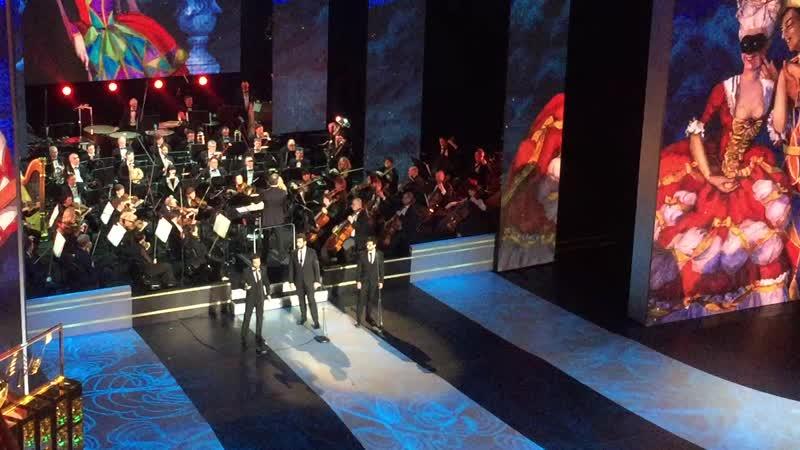 Il Volo - Libiamo ne 'lieti calici (Bolshoi Theatre 19/03/19)