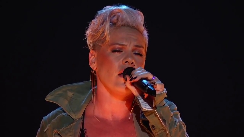 🔴 P!nk - BARBIES Live from the CMA Awards - HD 720p