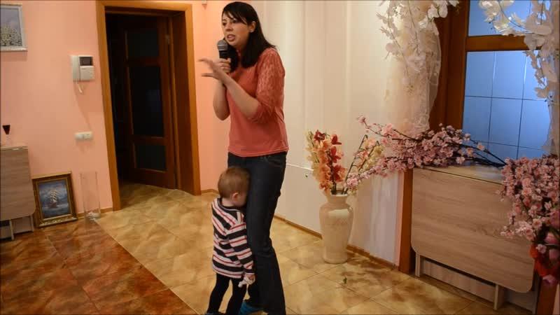Свидетельство Регины Лучкиной (Выездное служении церкви Ключ Давида с элементами СОЗО)