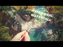 Awesome waterfall diorama how to make the ultimate realistic scene