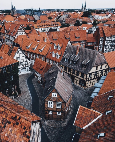 Кведлинбург, Германия