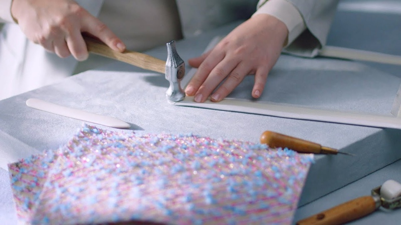 Highlighting CHANEL's Handcraft Handbag Stories CHANEL
